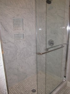 Guest Room Shower